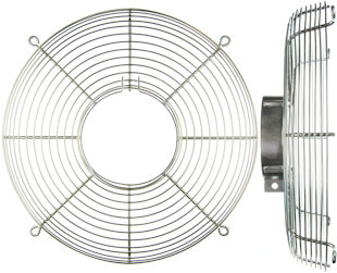Standard Fan Guard & Motor Mount Combination
